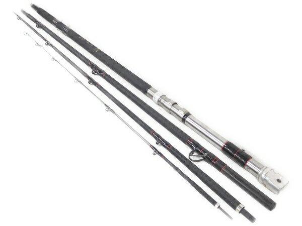 【中古】ダイコー 大型アラ クエ用 別誂 あら竿 準 5.0m 4ピース ロッド 竿 F1812355