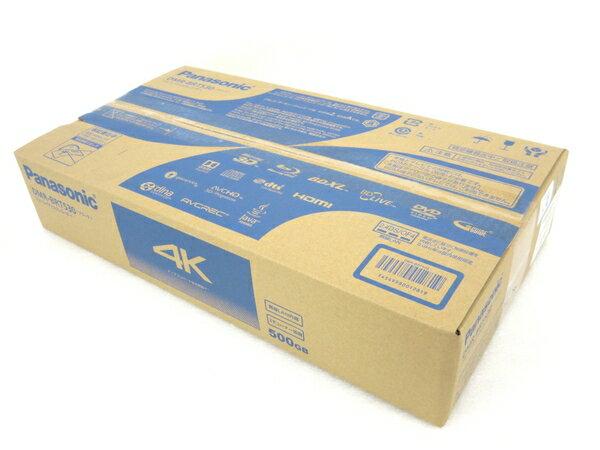 未使用 【中古】 Panasonic MR-BRT530 BD レコーダー 500GB 17年発売 M3174986