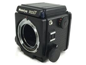 【中古】 Mamiya RZ67 PROFESSIONAL ボディ PRISM FINDER フィルムマガジン 付き 中判 カメラ N4314348