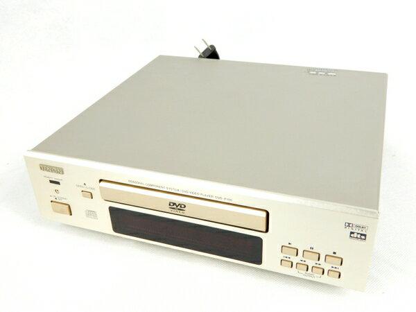 【中古】 DENON デノン DVD-F100 DVDプレイヤー リモコン付 K3225464