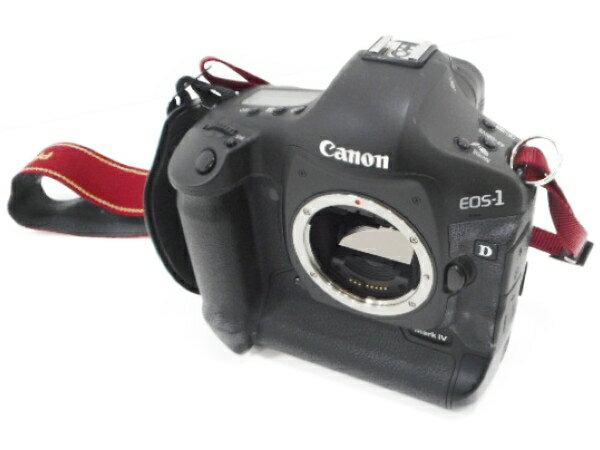 【中古】良好 Canon EOS-1D Mark IV デジタル一眼 レフ カメラ ボディ H3171564