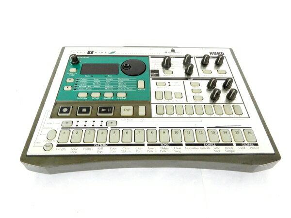 【中古】 コルグ KORG ES-1 アナログ シンセ マシン ELECTRIBE 音響 機器 Y2654300