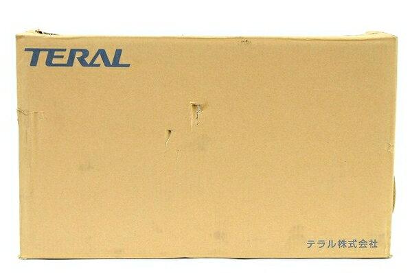 未使用 【中古】 テラル 小型排水水中ポンプ 50PLT-5.4 T3858608