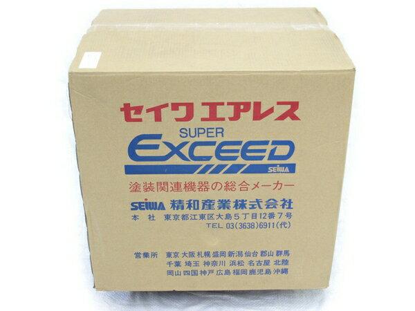 未使用 【中古】 SEIWA セイワ スーパー60L エアレス 塗装機 塗装 N2876992