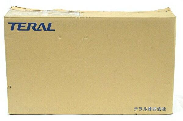 未使用 【中古】 テラル 小型排水水中ポンプ 50PLT-5.4 T3860436