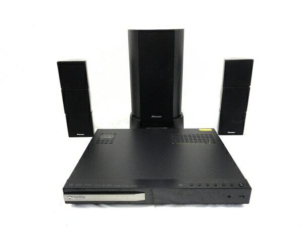 【中古】 Pioneer パイオニア HTZ-373DV DVD 5.1ch サラウンド システム M2659696