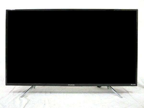 【中古】FUNAI フナイ FL-43UB4000 43V型 4K LED 液晶 TV テレビ 2017年製 M3132376