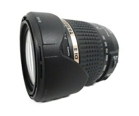 【中古】 TAMRON 18-270mm 3.5-6.3 Di II カメラ レンズ 62径 W3415282