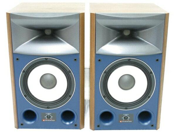 【中古】 JBL 4306 2Way コンパクトモニター スピーカー ペア オーディオ 6Ω N3170583