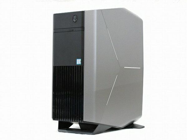 【中古】 DELL デル Alienware Aurora R6 ゲーミング デスクトップ パソコン PC i7 7700 3.6GHz 16GB HDD2TB Win10 Home 64bit GTX1070 T2734210