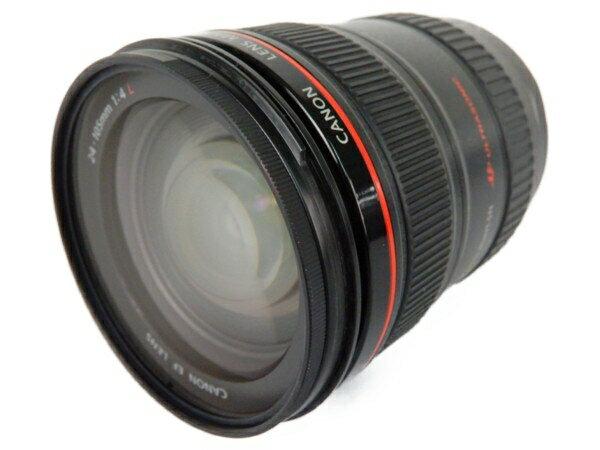 【中古】 Canon EF 24-105mm 1:4 L IS USM レンズ Y3750027