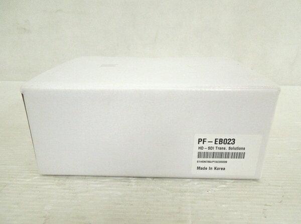 未使用 【中古】 日本防犯システム PF - EB023 AHD/CVBS 対応映像 4分配器 防犯 カメラ セキュリティ 機器 安心 O3060802