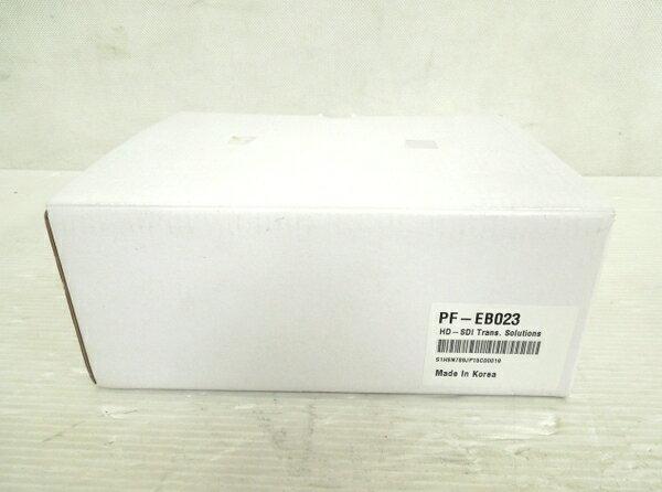 未使用 【中古】 日本防犯システム PF - EB023 AHD/CVBS 対応映像 4分配器 防犯 カメラ セキュリティ 機器 安心 O3060800