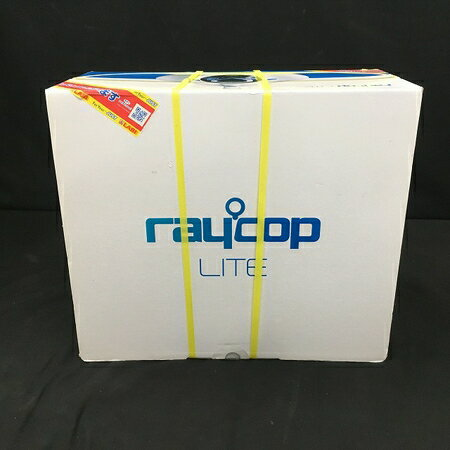 未使用 【中古】 raycop レイコップ LITE RE-100JWH ふとんクリーナー ホワイト 未開封 W3700179