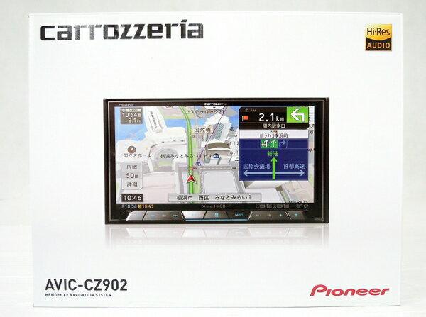未使用 【中古】 未使用 Pioneer パイオニア carrozzeria AVIC-CZ902 CYBER NAVI サイバー ナビ 7型 O3216132