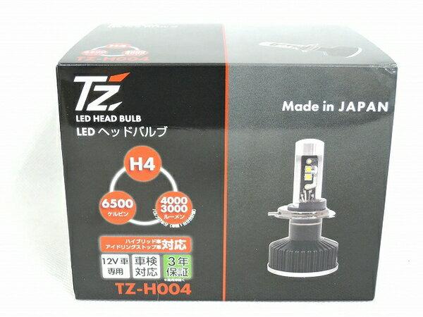 未使用 【中古】 未使用 TZ トヨタ部品大阪共販 TZ-H004 ヘッドライトバルブ H4 6500K 4000/3000lm O2884473