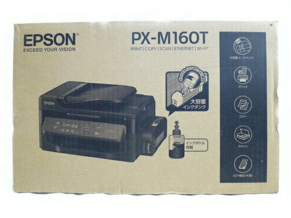 未使用 【中古】 EPSON エプソン PX-M160T エコタンク搭載モデル A4 複合機 N3162514