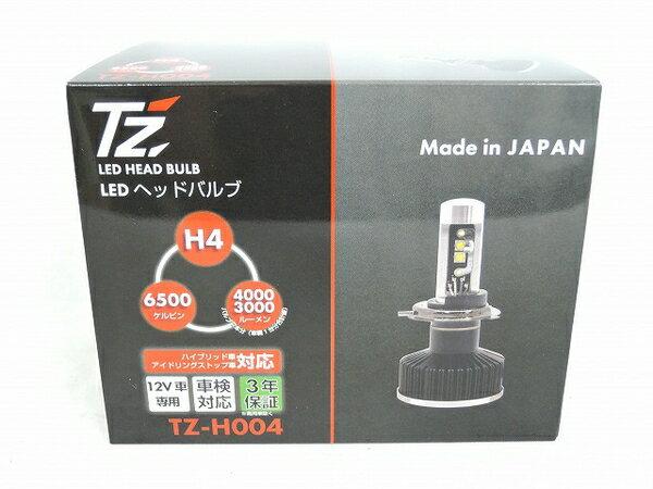 未使用 【中古】 未使用 TZ トヨタ部品大阪共販 TZ-H004 ヘッドライトバルブ H4 6500K 4000/3000lm O2873635