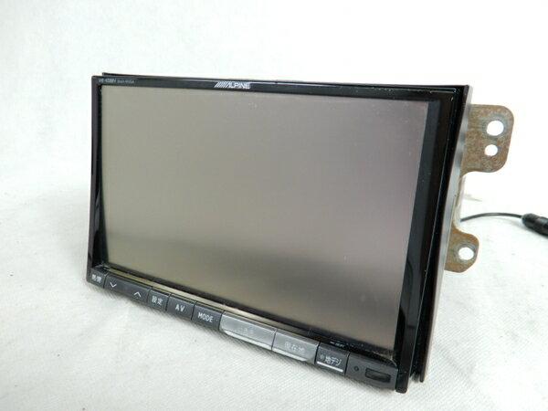 【中古】 ALPINE アルパイン ビッグX VIE-X088VS HDDナビ 8型 カーナビ 車 K3220844
