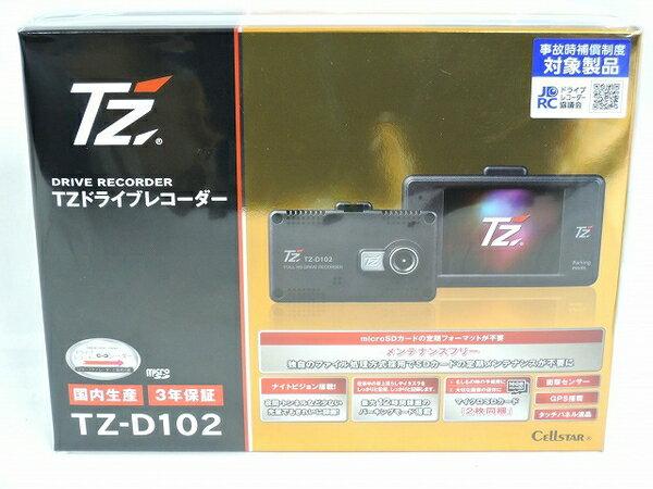 未使用 【中古】 未使用 TZ トヨタ部品大阪共販 TZ-D102 ドライブレコーダー O2873634