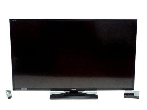 【中古】 SHARP シャープ AQUOS LC-60F5 液晶テレビ 60型 楽 【大型】 T3396971