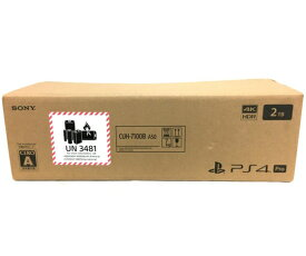 未使用 【中古】 SONY プレイステーション PlayStation 4 Pro 500 Million Limited Edition CUH-7100BA50 2TB 5万台限定 T3937237