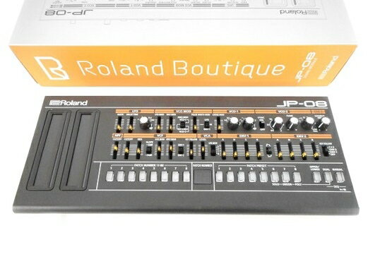 美品 【中古】 Roland ローランド JP-08 キーボードセット 音響 オーディオ 音楽 機器 機材 コンパクト W2868495