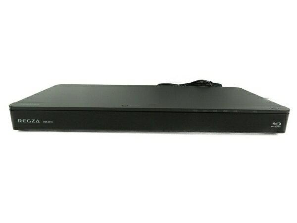 【中古】 TOSHIBA 東芝 REGZA レグザ DBR-Z410 Blu-ray BD ブルーレイ レコーダー 500GB S3600536