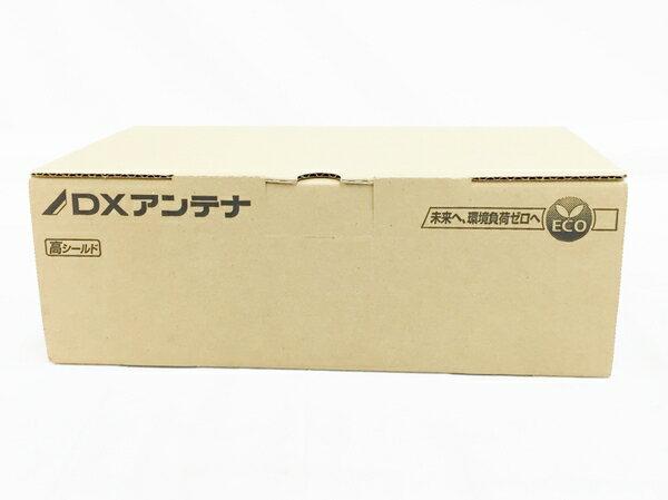 未使用 【中古】 未使用 【中古】DXアンテナ W40MG CATV ブースター 高シールド 上り 10~60MHz 下り 70~1000MHz 増幅用 CATV40dB型 T3764207