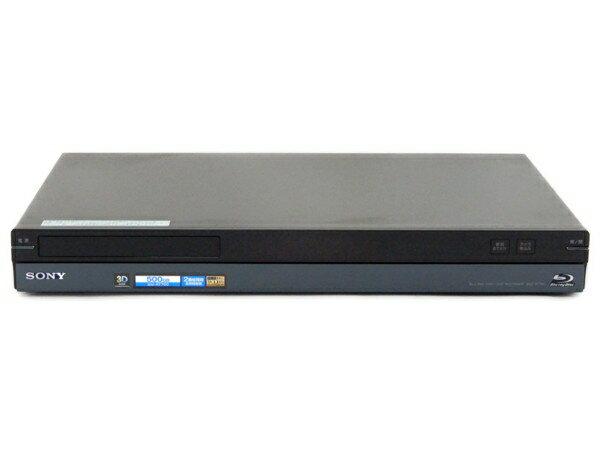 【中古】 SONY ソニー BDZ-AT700 BD ブルーレイ レコーダー 500GB 3D対応 映像 機器 Y2770830