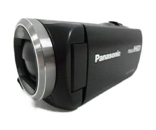 【中古】 Panasonic パナソニック HC-V360MS デジタル ハイビジョン ビデオカメラ 高倍率 2016年製 W3414299