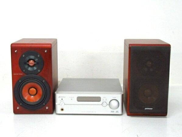 【中古】 中古 Victor XV-EXA10 SP-EXA10 DVD コンポ F3230319