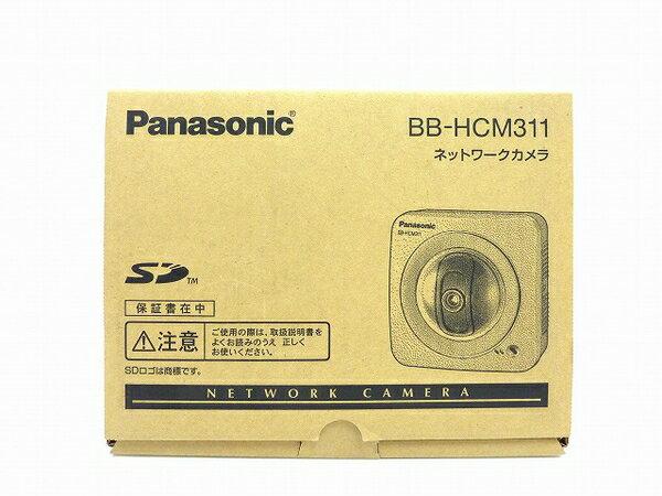 未使用 【中古】 Panasonic ネットワークカメラ BB-HCM311 屋内タイプ 防犯 セキュリティ IPv6対応 SDカード対応 O3762778