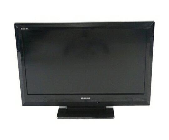 【中古】 中古 TOSHIBA 東芝 REGZA 32A1S 液晶テレビ 32V型 ブラック 【大型】 F3203655