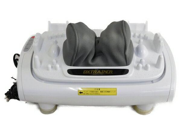 【中古】 メルシー DX TRAINER MD-8400 マッサージ機 家庭用 ホワイト 家庭用電気マッサージ器 N3602704