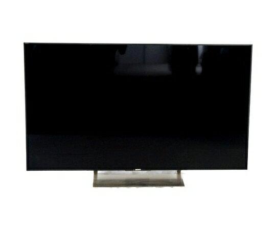 【中古】 良好 BRAVIA ブラビア KJ-55X9000E 55型液晶テレビ 4K 【大型】 F3213815