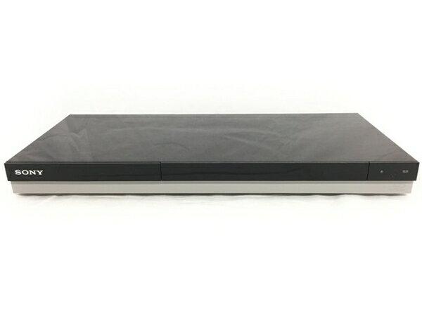 【中古】 SONY Blu-ray BD レコーダー BDZ-ZW1000 1TB 2番組 17年製 T2768424