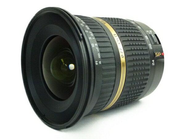 【中古】 TAMRON SP AF 10-24mm F3.5-4.5 Di II Canon キャノン用 カメラレンズ N3400887