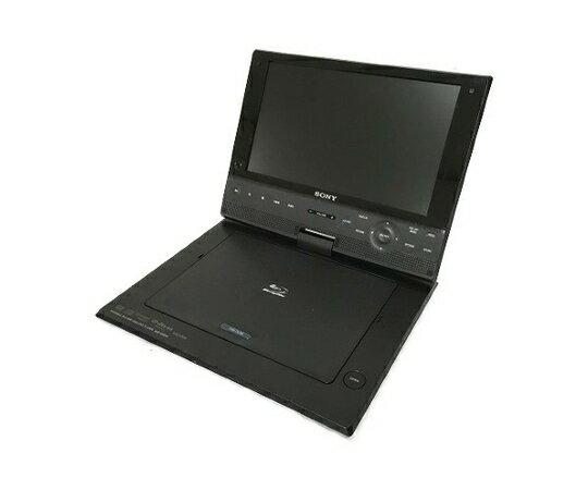 【中古】 SONY ソニー BDP-SX910 ポータブル プレーヤー BD DVD 9型 W3938239
