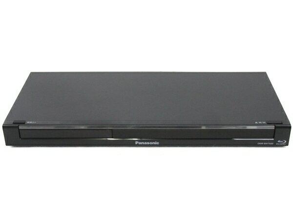 【中古】 Panasonic パナソニック DIGA DMR-BWT660-K ブルーレイ レコーダー 1TB ブラック 2013年製 N3578833