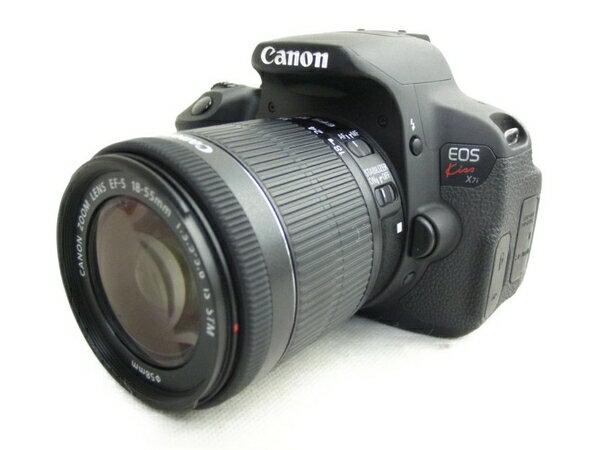 美品 【中古】 Canon キャノン EOS Kiss X7i EF-S 18-55 IS STM レンズキット デジタル 一眼レフ カメラ N3400889