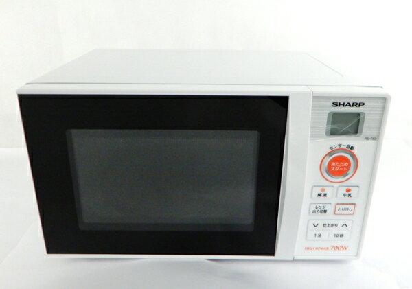 【中古】良好 SHARP シャープ RE-TS3-W5 電子レンジ 単機能 レンジ 50Hz 東日本 専用 家電 Y3263410
