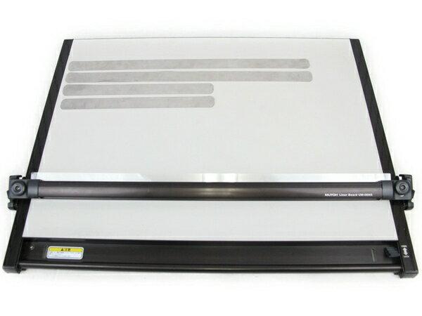 【中古】 MUTOH UM-06N5 ライナーボード 製図用品 ケース付き 軽量 N2758993