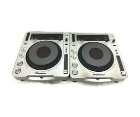 【中古】 Pioneer CDJ-800MK2 DJ用CDプレーヤー ペア T4083737