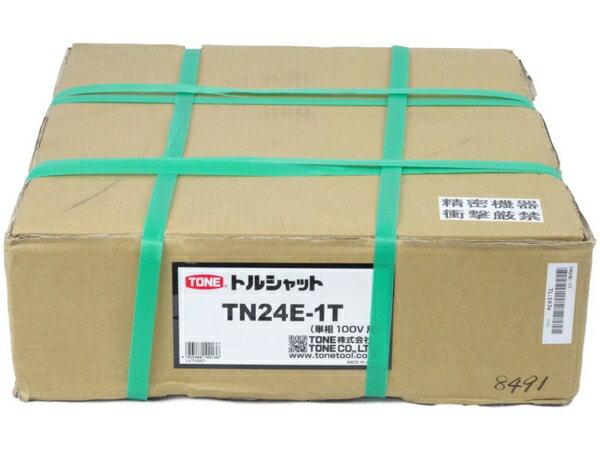 未使用 【中古】 トネ TONE TN24E-1T ナット回転角レンチ トルシャット 単相100V用 N3700723