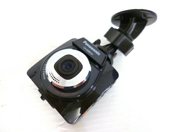 【中古】 中古 Panasonic CA-XDR51D パナソニックドライブレコーダー ドラレコ GPS内臓 フルHD O2883921