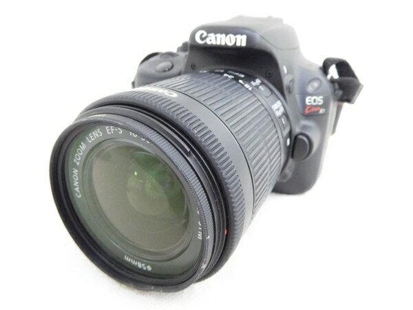 【中古】 キヤノン Canon EOS Kiss X7 EF-S 18-55mm 3.5-5.6 IS STM レンズキット デジタル 一眼レフ カメラ ボディ レンズ N2877059