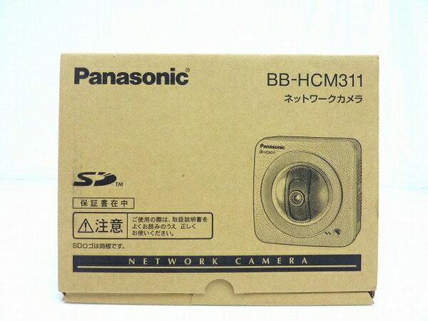 未使用 【中古】 Panasonic ネットワークカメラ BB-HCM311 屋内タイプ 防犯 セキュリティ IPv6対応 SDカード対応 O3762774