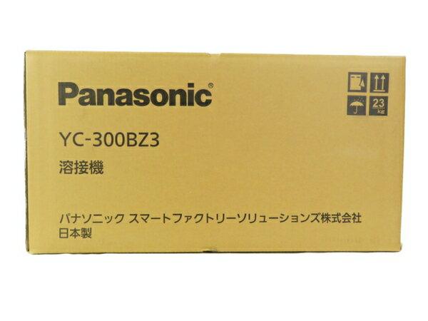 新品 【中古】Panasonic YC-300BZ3 フルデジタル 直流 TIG 溶接用 電源 メーカー保証有 S3700658
