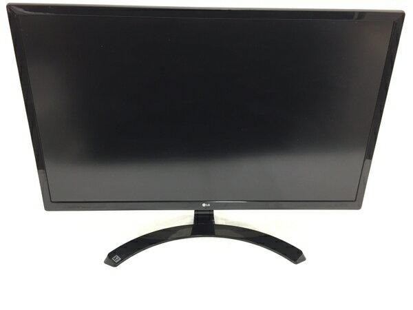 【中古】 LG Ultra 4K Monitor 27UD58 液晶 モニター ディスプレイ T3175240